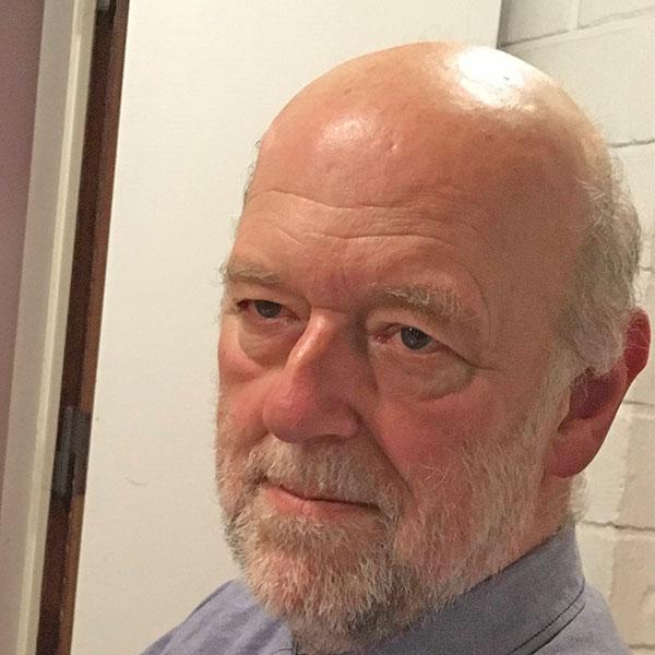 Museumsinspektor Jesper Sejdner Knudsen
