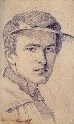 Selvportræt 1837