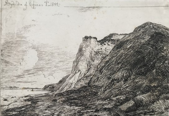 Sydsiden af Refsnæs