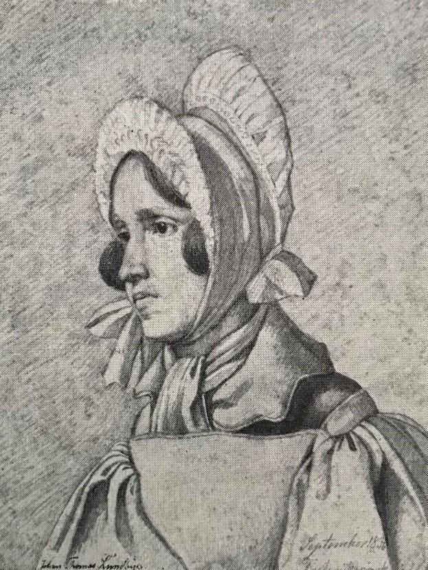 Cathrine Lundbye, 1836