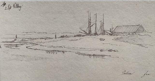 Ved Kallundborg, 2. sept. 1846