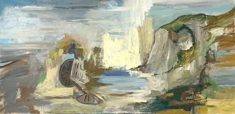 Maja Lisa Engelhardt - 'En kyst- at åbne for et landskab'