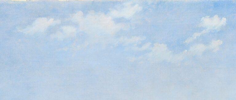 forstørret udsnit af himlen på billede 1