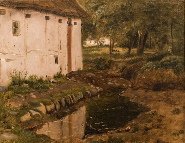 Ulstrup Præstegård, Juny 1847
